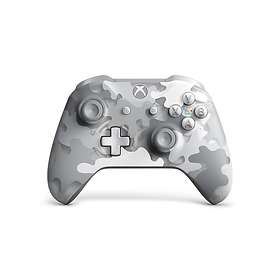 Microsoft Xbox One Wireless Controller S - Arctic Camo SE (Xbox One/PC)