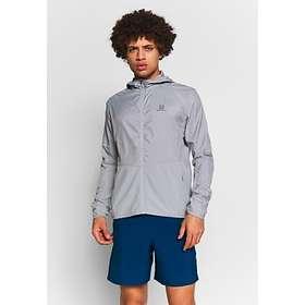 Salomon Agile Full Zip Hoodie Jacket (Herr)