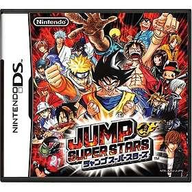 Jump Superstars (JPN) (DS)