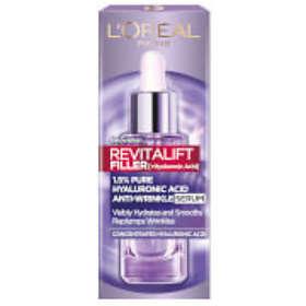 L'Oreal Revitalift Filler 1.5% Pure Hyaluronic Acid Anti Wrinkle Serum 30ml