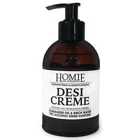 Homie Desi Creme 70% Alcohol Hand Sanitizer 300ml
