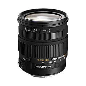 Sigma 17-70/2.8-4.0 DC OS HSM Macro for Nikon