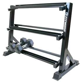 FitNord 3-Level Dumbbell Rack