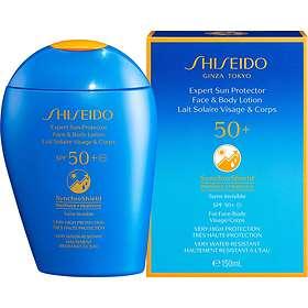 Shiseido Expert Sun Protector Face & Body Lotion SPF50 150ml