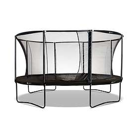 North Trampoline Pioneer Oval with Safety Net 420cm