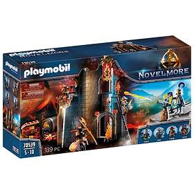 Playmobil Novelmore 70539 Burnham Raiders Fire