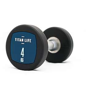Titan Life Dumbbell PU 4kg