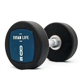 Titan Life Dumbbell PU 8kg