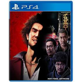 Yakuza: Like a Dragon (PS4)
