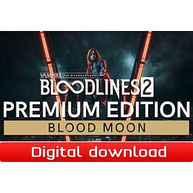 Vampire The Masquerade: Bloodlines 2 - Blood Moon Edition (PC)