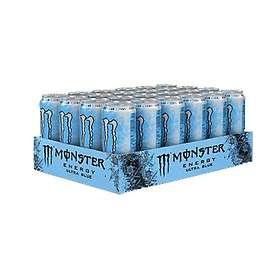 Monster Energy Ultra Blue Burk 0,5l 24-pack