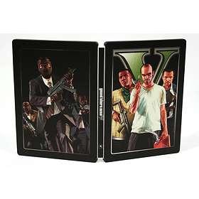 Grand Theft Auto V - Steelbook Edition (Xbox 360)