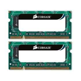 Corsair Value Select SO-DIMM DDR3 1333MHz 2x4GB (CMSO8GX3M2A1333C9)