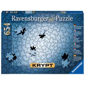 Ravensburger Palapelit Krypt Silver 654 Palaa