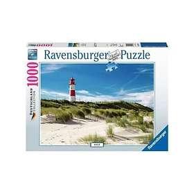 Ravensburger Pussel Lighthouse in Sylt 1000 Bitar