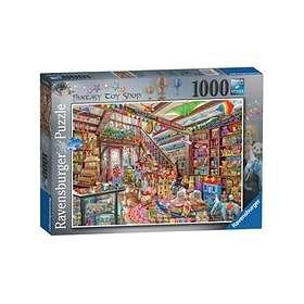 Ravensburger Palapelit The Fantasy Toy Shop 1000 Palaa