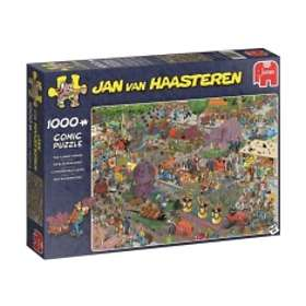 Jan Van Haasteren Palapelit The Flower Parade 1000 Palaa