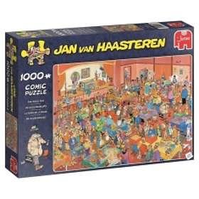 Jan Van Haasteren Palapelit The Magic Fair 1000 Palaa