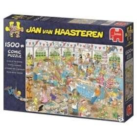 Jan Van Haasteren Palapelit Clash Of The Bakers 1500 Palaa