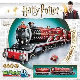 Wrebbit 3D-Palapelit Harry Potter Hogwartsekspressen 460 Palaa