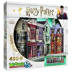 Wrebbit 3D-Palapelit Harry Potter Diagonallmenningen 450 Palaa
