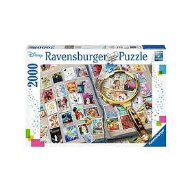 Ravensburger Palapelit Disney Stamp Album 2000 Palaa