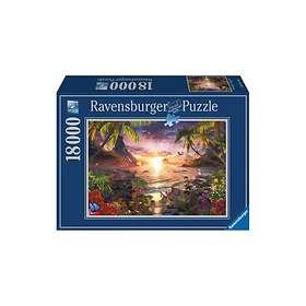 Ravensburger Pussel Paradise Sunset 18000 Bitar