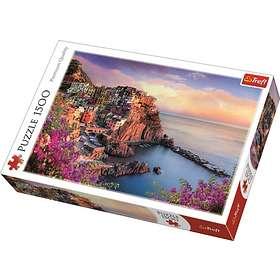 Trefl Premium Quality Palapelit View Of Manarola 1500 Palaa