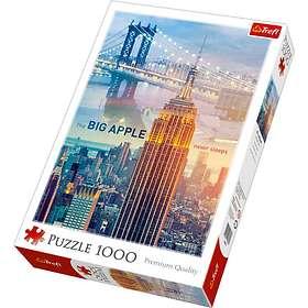 Trefl Premium Quality Palapelit New York At Dawn 1000 Palaa