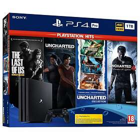 Sony PlayStation 4 (PS4) Pro 1TB Naughty Dog Bundle