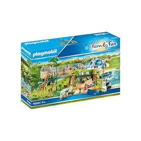 Playmobil Family Fun 70341 Mitt Stora Upplevelsezoo