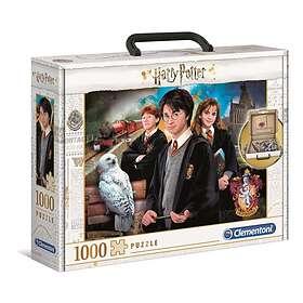 Clementoni Palapelit Puzzle Briefcase Harry Potter 1000 Palaa