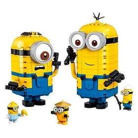 LEGO Minions 75551 Palikoista Kootut Kätyrit Ja Salaiset Kätköt