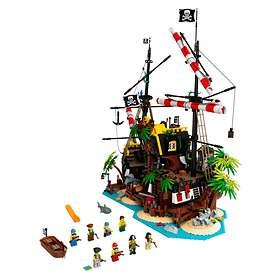 LEGO Ideas 21322 Barracuda Bayn merirosvot