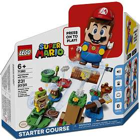 LEGO Super Mario 71360 Seikkailut Marion Kanssa - Aloitusrata