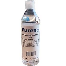 Pureno Handdesinfektion 85% 500ml