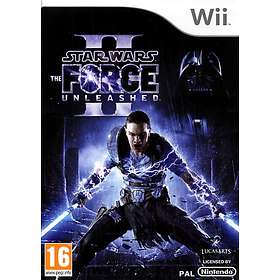 Star Wars: The Force Unleashed 2 (Wii)