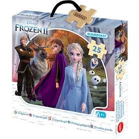 Egmont Kärnan Palapelit Disney Frozen II 25 Palaa