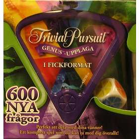 Parker Brothers Trivial Pursuit: Genus (pocket)