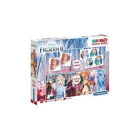 Clementoni Palapelit Super Kit Frozen 2 4in1