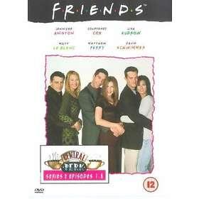 Friends - Series 2, Episodes 1-8 (UK)