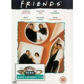 Friends - Series 2, Episodes 17-24 (UK)