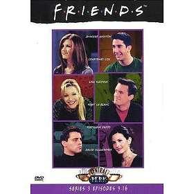 Friends - Series 3, Episodes 9-16