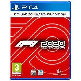 F1 2020 - Deluxe Schumacher Edition (Xbox One)