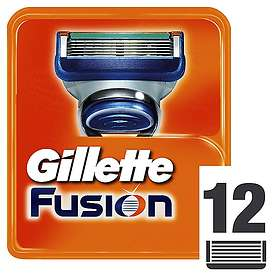 Gillette Fusion 12-pack