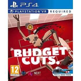 Budget Cuts (VR) (PS4)