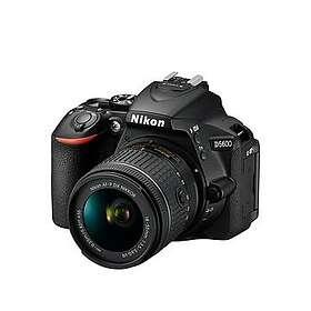 Nikon D5600 + AF-P DX 18-55/3,5-5,6 G VR