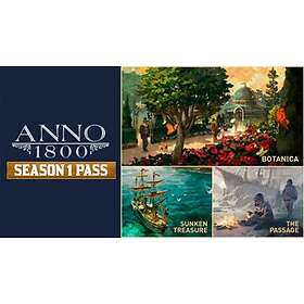 Anno 1800 - Year 1 Pass (PC)