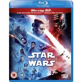 Star Wars - Episode IX: The Rise of Skywalker (3D) (UK)