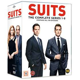 Suits - The Complete Series 1-9